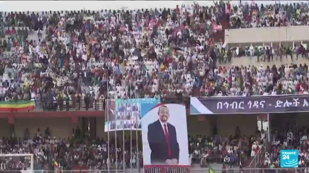 2021-06-17 12:08 Élections législatives en Éthiopie : dernier jour de la campagne dans le pays