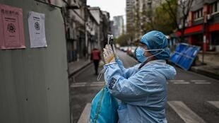 Privacy concerns surrounding the use of technology to fight the coronavirus weigh less heavily in China than in Europe