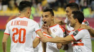 Le Zamalek a remporté la Supercoupe d'Afrique face à l'ES Tunis.