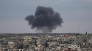 Syria-Edlib