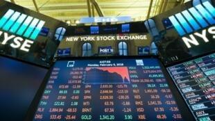 El alza del índice bursátil neoyorquino es la más importante desde 2011