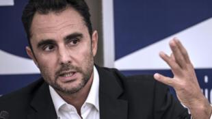 Condamné en Suisse à cinq ans de prison, Hervé Falciani a été déféré à la justice espagnole au lendemain de son arrestation à Madrid, le 4 avril.