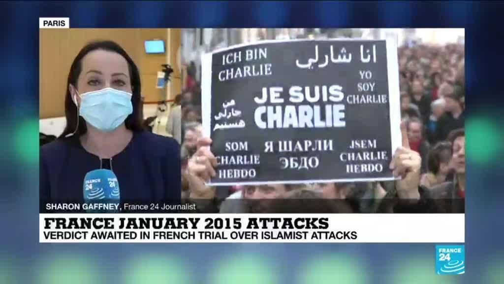 2020-12-16 14:01 France January 2015 attacks: Verdict awaited in trial over islamist attacks