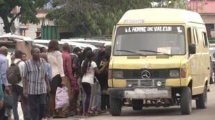 La capitale congolaise Kinshasa isolée du reste du pays