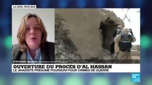 """2020-07-14 08:10 Ouverture du procès d'Al Hassan : """"la pandémie risque de compliquer la procédure"""""""