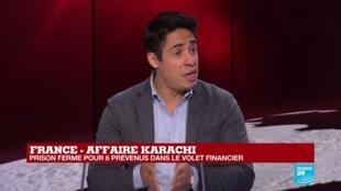 2020-06-15 14:22 France : prison ferme pour les six prévenus dans le volet financier de l'affaire Karachi