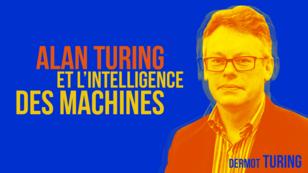"Dermot Turing, neveu d'Alan Turing et auteur de ""Prof: Alan Turing Decoded"""