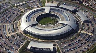 The UK's Government Communications Headquarters (GCHQ) in Cheltenham, Gloucestershire