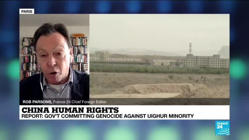 2021-03-10 11:05 China committing genocide against Uighurs, report says