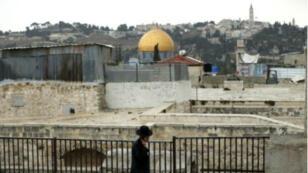 القدس القديمة 25 أكتوبر 2015