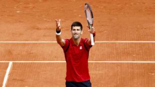 Intraitable, Novak Djokovic n'a eu besoin que d'une heure et demie pour obtenir sa qualification face à Yen-Hsun Lu.