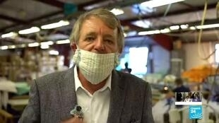 2020-05-20 06:11 Avec la crise du Covid-19, la filière textile française croit en son renouveau