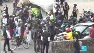 2021-05-11 10:39 Crise sociale en Colombie : échec des négociations entre manifestants et l'exécutif