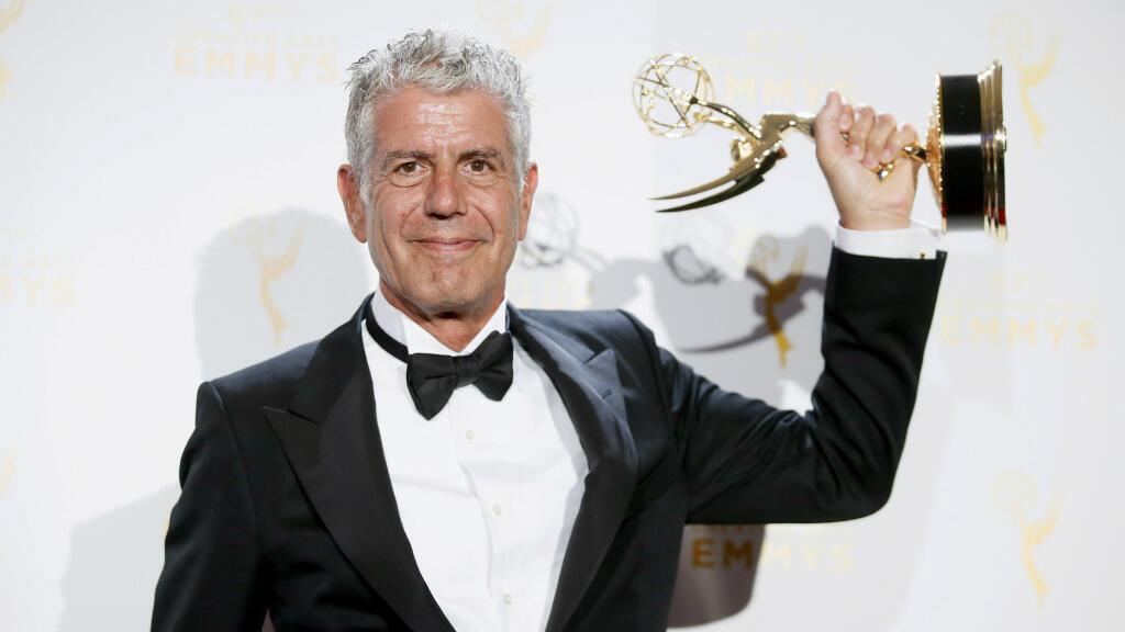 El reconocido chef y ganador de cuatro premios Emmy, Anthony Bourdain, fue encontrado sin vida en un hotel del este de Francia.