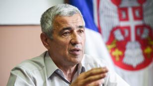 Oliver Ivanovic a été tué par balles dans la partie serbe de la ville Mitrovica (archives).
