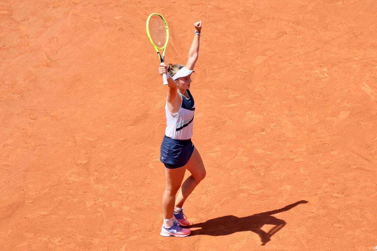 Barbora Krejcikova a écarté la jeune Américaine Coco Gauff en quart de finale de Roland-Garros.