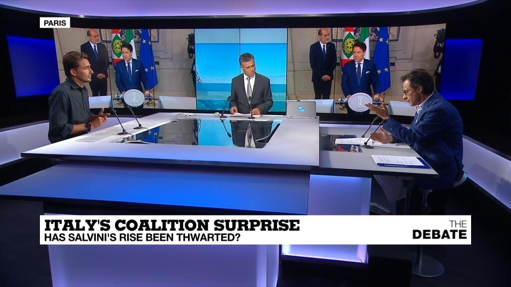 The Debate - Italy's coalition surprise: Can Five-Star/center-left alliance work?