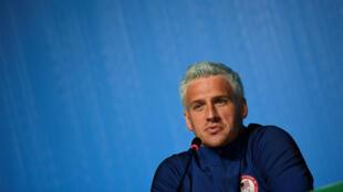 Ryan Lochte, sextuple médaillé d'or aux JO, affirmait avoir été agressé à Rio de Janeiro.