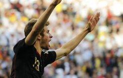 Thomas Müller, meilleur buteur du Mondial-2010