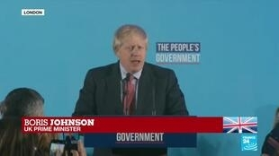 2019-12-13 08:22 UK General election: Boris Johnson speaks live after landslide victory