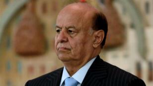 Abd-Rabbu Mansour Hadi resigned on Thursday (archive picture)
