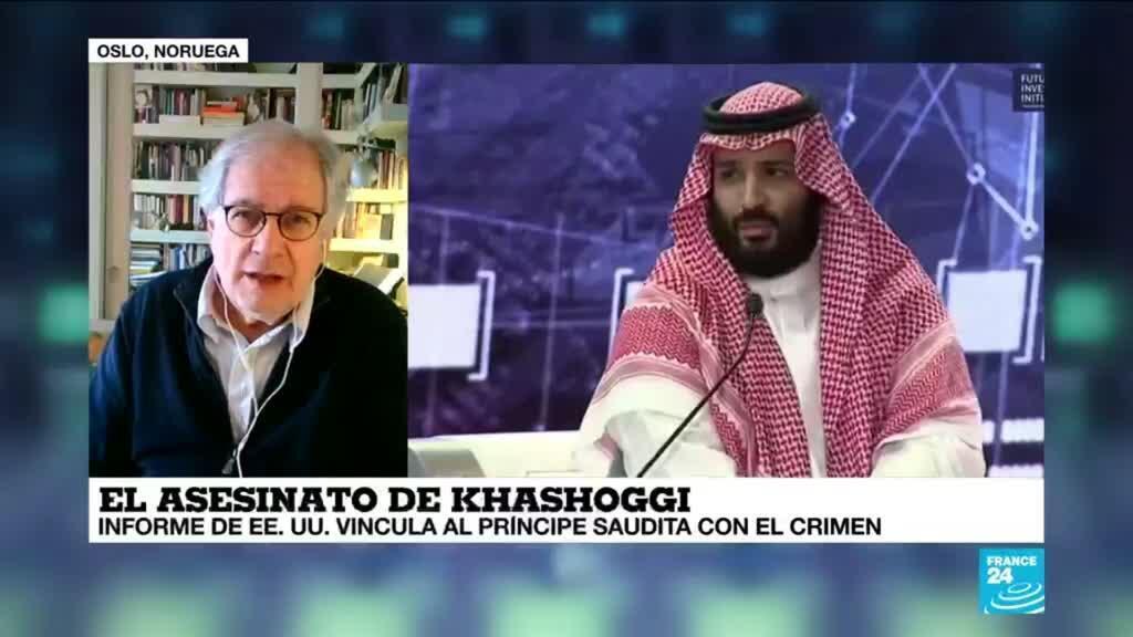 """2021-02-27 13:32 Mariano Aguirre: """"Con caso Khashoggi, EE. UU. envió un mensaje sobre derechos humanos en el mundo"""""""