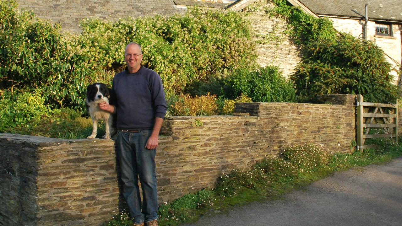 La famille de Peter Lethbridge a une ferme à Damage Barton depuis 57ans.