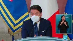 2021-01-13 08:11 Virus-hit Italy faces political crisis over EU recovery plan