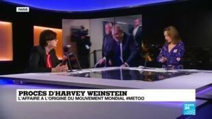 2020-03-11 21:03 Harvey Weinstein : une condamnation exemplaire ?