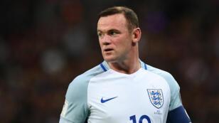 Wayne Rooney, leyenda de los Three Lions.
