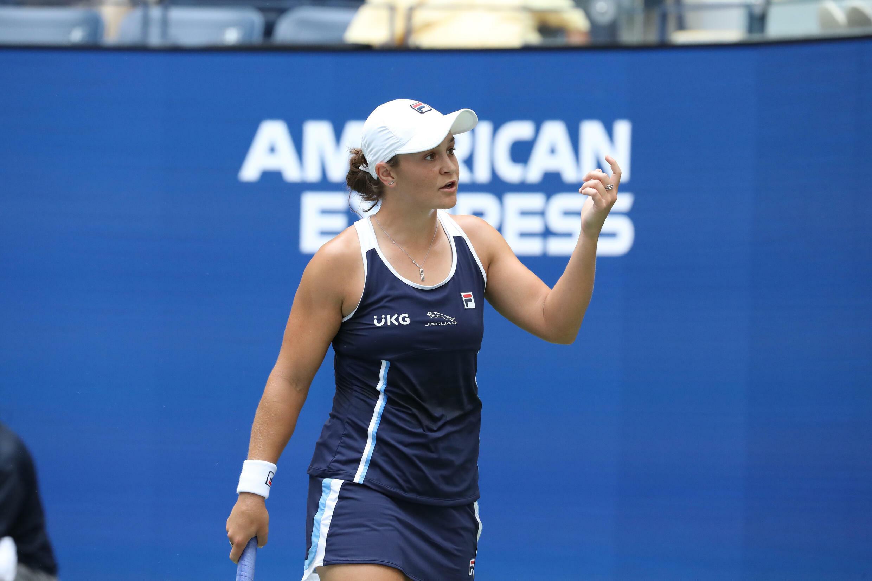 Le numéro un australien Ashley Party a remporté deux titres du Grand Chelem, mais aucun sur les courts en dur, les États-Unis et l'Open d'Australie