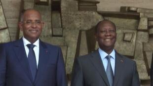 Patrick Achi, le Premier ministre ivoirien en France pour des soins