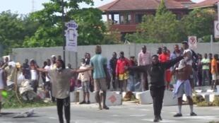 De nombreuses voix s'indignent après la répression des manifestations au Nigeria