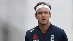 Angry - Stuart Broad said he was hurt at being dropped by England for the first Test against the West Indies