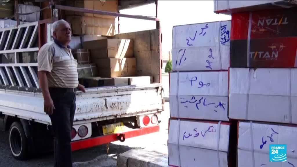 2021-08-30 13:06 Reconstruction de Mossoul : les commerçants attendent toujours des indemnités