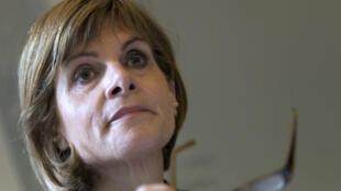 Anne Lauvergeon, a été mise en examen, vendredi 13 mai, dans l'enquête sur la valorisation de la société minière Uramin.