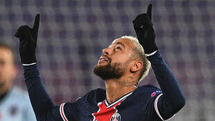 Neymar PSG Ligue des Champions