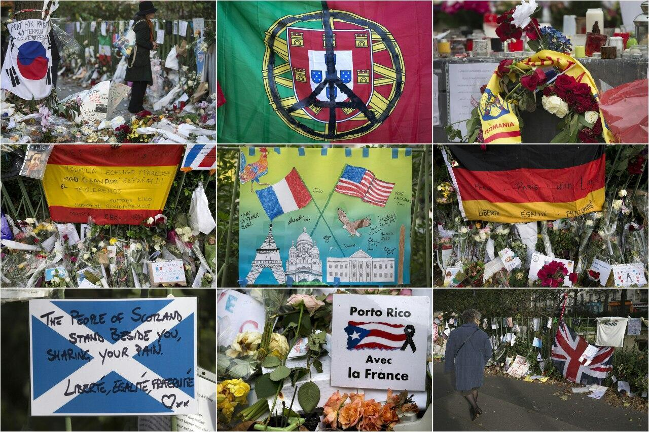 the long and difficult work of resilience of foreign victims