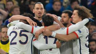 Le PSG a dominé Chelsea 2 buts à 1, à Stamford Bridge, mercredi soir.