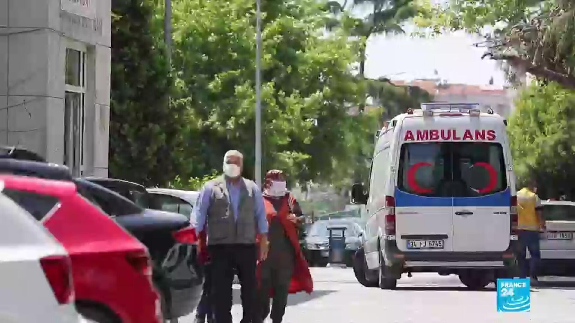 Avec moins de 200000 cas positifs pour 83millions d'habitants, la Turquie s'affiche comme un pays qui lutte contre le coronavirus avec succès.