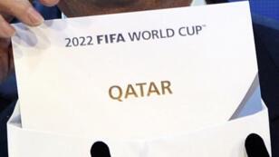 Le Qatar a été désigné, en 2010, organisateur de la Coupe du monde de football en 2022.