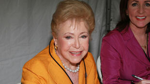 In this file photo, authors Mary Higgins Clark (L) and Carol Higgins Clark attend the 16th annual Los Angeles Times Festival of Books at the University of Southern California on May 1, 2011.
