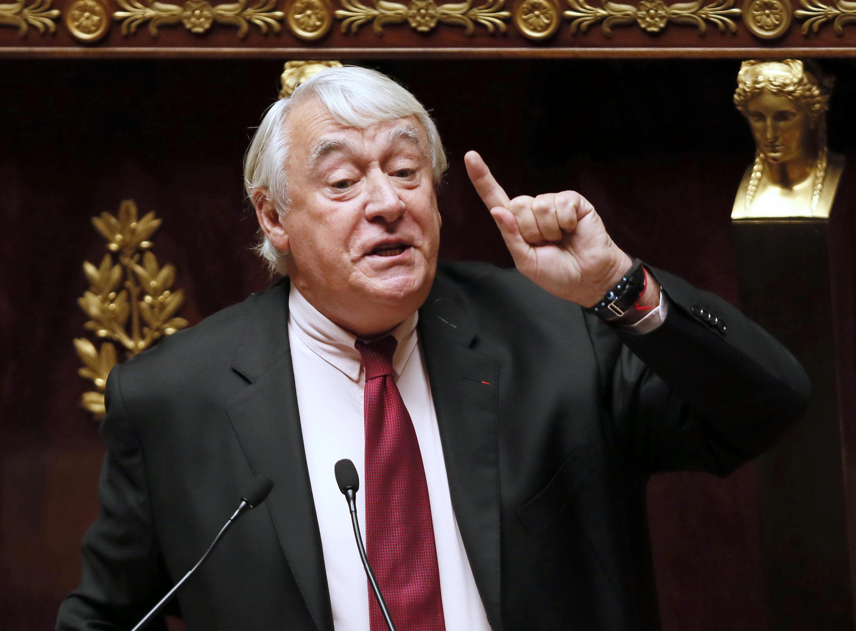 Le député français Claude Goasguen est décédé du Covid-19, jeudi 28 mai.