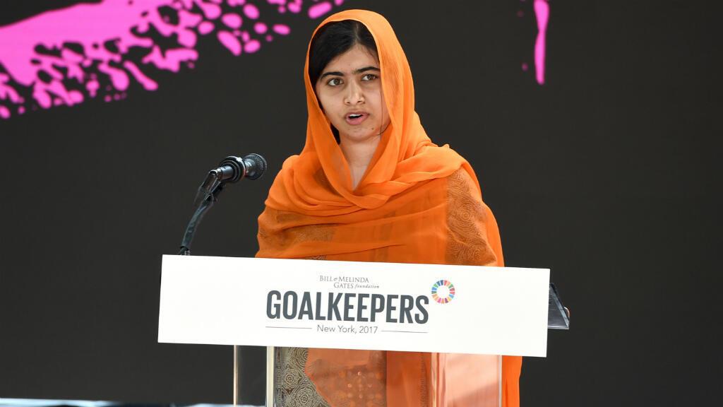 La joven pakistaní defensora de los Derechos Humanos regresa a su país natal luego de sufrir un atentado en 2012
