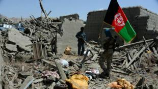 C'est dans la régon de Kot, à la frontière entre l'Afghanistan et le Pakistan, qu'Hafez Saïd aurait été tué.