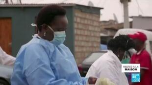 2020-04-07 13:12 Pandémie de Covid-19 : L'Afrique se bat pour éviter un scénario catastrophe