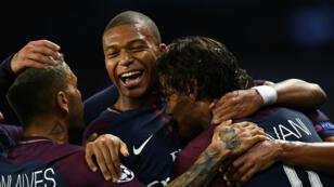Kylian Mbappé a délivré deux passes décisives lors de la victoire du PSG face au Bayern Munich, mercredi soir au Parc des Princes (3-0).