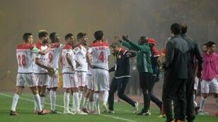 Wydad refused to continue playing after a second-half equaliser was disallowed