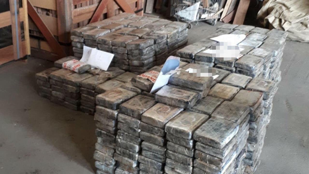 En 2016, 70,9 tonnes de cocaïne ont été saisies en Europe.