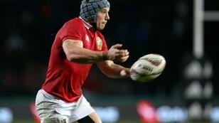 Wales centre Jonathan Davies played alongside Ireland's Conor Murray and Johnny Sexton for the Lions in 2013 and in 2017